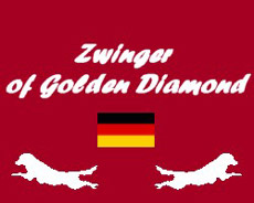 "Zwinger ""of Golden Diamond"""